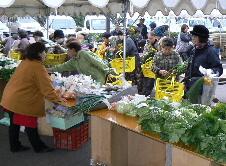 JA 海部東農業協同組合(あまひがし) -八周年の感謝をこめて