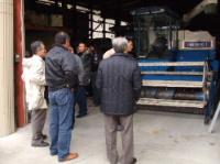 JA 海部東農業協同組合(あまひがし) -営農受託部会が視察研修