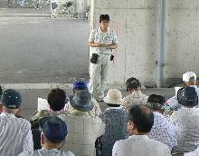 JA 海部東農業協同組合(あまひがし) -秋の収穫に向け稲作講習会開く