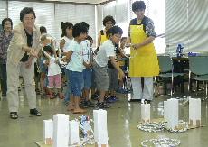 JA 海部東農業協同組合(あまひがし) -子どもたちとの交流会開く