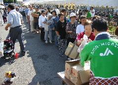 JA 海部東農業協同組合(あまひがし) -甚目寺支店が感謝祭で交流