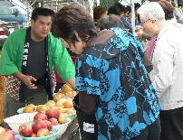 JA 海部東農業協同組合(あまひがし) -七宝支店で秋の感謝祭