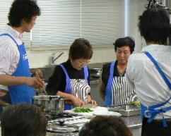 JA 海部東農業協同組合(あまひがし) -越津ねぎ料理で地産地消をPR