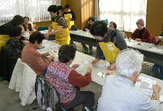 JA 海部東農業協同組合(あまひがし) -神守支店でミニデイサービス