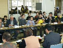 JA 海部東農業協同組合(あまひがし) -お年寄りが昼食会楽しむ