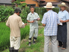 JA 海部東農業協同組合(あまひがし) -早めの防除を心がけよう