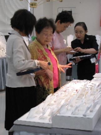 JA 海部東農業協同組合(あまひがし) -宝飾品パスポートセールを開催