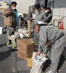 JA 海部東農業協同組合(あまひがし) -不要農薬を回収