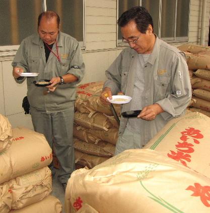 JA 海部東農業協同組合(あまひがし) -22年産米に猛暑の影響
