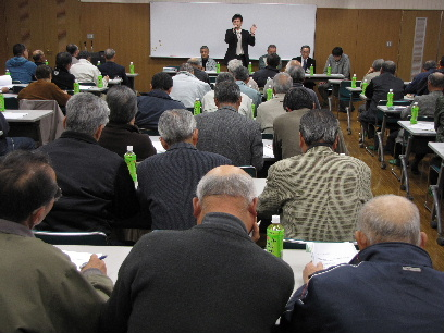 JA 海部東農業協同組合(あまひがし) -戸別所得補償制度の本格実施に備える