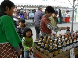 JA 海部東農業協同組合(あまひがし) -各支店が感謝の気持ちで迎える
