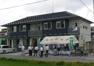 JA 海部東農業協同組合(あまひがし) -人気のメゾネット賃貸住宅が完成