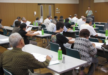 JA 海部東農業協同組合(あまひがし) -栽培のポイントを学ぶ