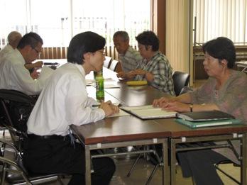 JA 海部東農業協同組合(あまひがし) -申告のやり方をそれぞれ学ぶ