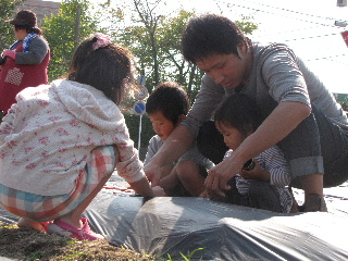 JA 海部東農業協同組合(あまひがし) -伝統野菜を育ててみよう