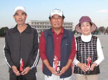 JA 海部東農業協同組合(あまひがし) -元気に楽しく グラウンドゴルフ大会開催