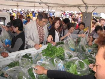 JA 海部東農業協同組合(あまひがし) -地産地消と地域貢献を