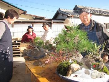 JA 海部東農業協同組合(あまひがし) -新年に向け願をかける