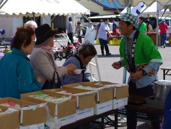 JA 海部東農業協同組合(あまひがし) -もりだくさんの春の感謝祭
