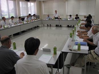 JA 海部東農業協同組合(あまひがし) -営農関連施設の運営方針が決定