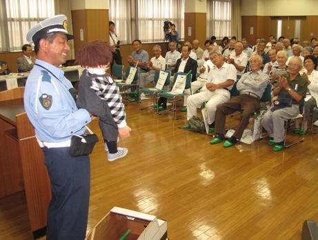 JA 海部東農業協同組合(あまひがし) -交通事故防止へ