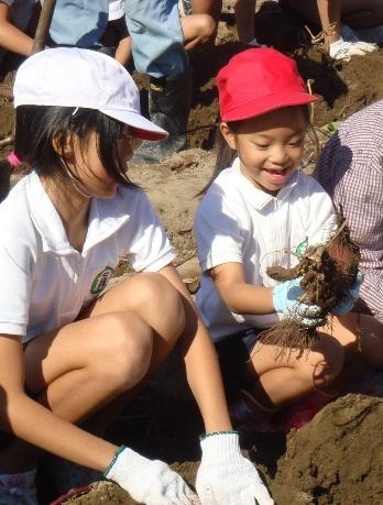 JA 海部東農業協同組合(あまひがし) -10月26日正則小学校1~6年生(約290人)