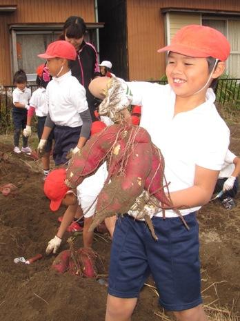 JA 海部東農業協同組合(あまひがし) -11月2日蛭間小学校2年生(約50人)