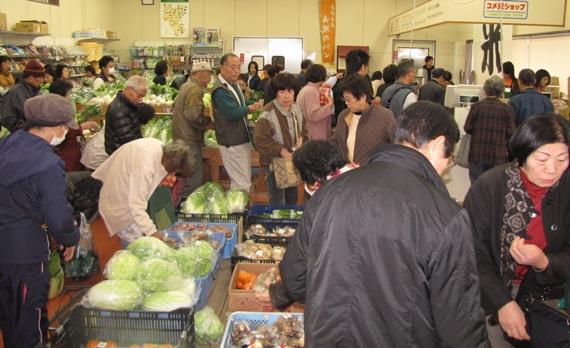 JA 海部東農業協同組合(あまひがし) -多くの来場者で感謝祭・記念セールが大好評