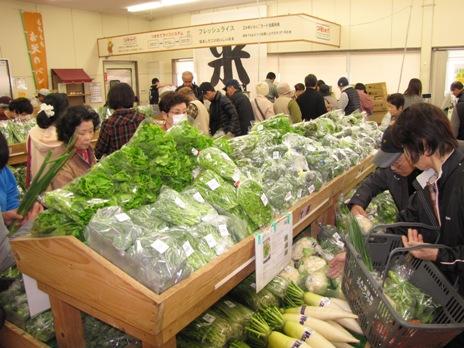 JA 海部東農業協同組合(あまひがし) -決算セールが大盛況