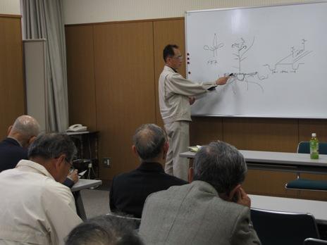 JA 海部東農業協同組合(あまひがし) -春夏野菜の栽培講習会で知識を深める