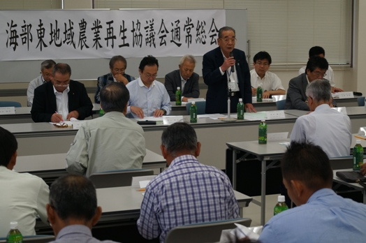 JA 海部東農業協同組合(あまひがし) -水田農業の基盤を強化へ