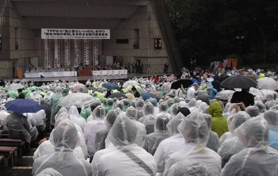 JA 海部東農業協同組合(あまひがし) -TPP交渉から「食と暮らし」を守ろう
