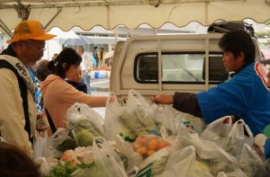 JA 海部東農業協同組合(あまひがし) -売上金は大治町社会福祉協議会へ寄付