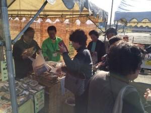JA 海部東農業協同組合(あまひがし) -お買い得品を感謝祭で販売