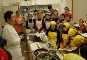 JA 海部東農業協同組合(あまひがし) -韓国文化体験に協力