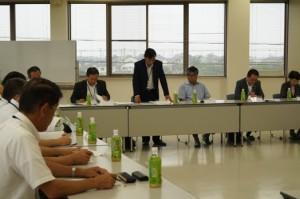JA 海部東農業協同組合(あまひがし) -営農関連施設の運営方針を協議