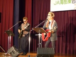 JA 海部東農業協同組合(あまひがし) -合併20周年イベントで嘉門達夫・マック中原ショー開催