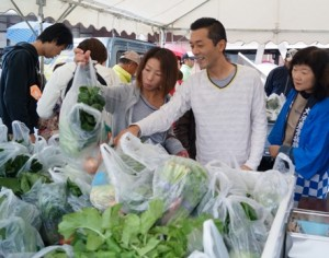 JA 海部東農業協同組合(あまひがし) -ふれあいフェスティバルで地域農業の振興と社会福祉に貢献
