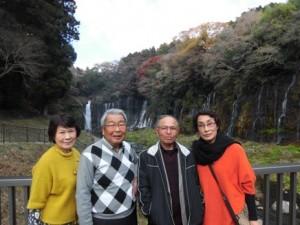 JA 海部東農業協同組合(あまひがし) -親睦旅行で世界遺産富士山の絶景を堪能