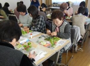JA 海部東農業協同組合(あまひがし) -プリザーブドフラワー教室開催