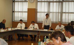 JA 海部東農業協同組合(あまひがし) -営農関連施設運営委員会 営農関連施設の運営方針を協議