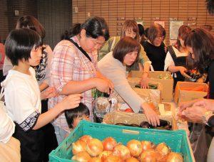 JA 海部東農業協同組合(あまひがし) -子育て世代のイベントに協力