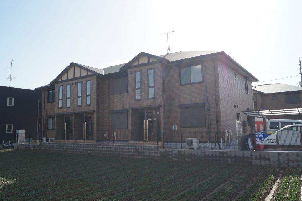 JA 海部東農業協同組合(あまひがし) -資産活用 低炭素認定の賃貸住宅が完成