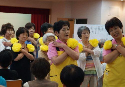 JA 海部東農業協同組合(あまひがし) -なの花の会 20周年記念発表会