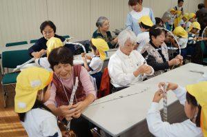 JA 海部東農業協同組合(あまひがし) -なの花の会 子どもたちといっしょに