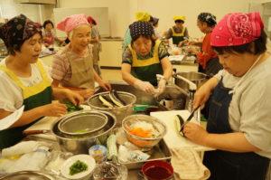 JA 海部東農業協同組合(あまひがし) -年齢に合わせた料理を