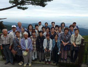 JA 海部東農業協同組合(あまひがし) -年金友の会七宝支部 日本三古泉 有馬温泉の旅