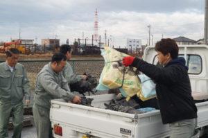 JA 海部東農業協同組合(あまひがし) -農業用使用済みプラスチック類回収 環境保全を目的に適正に処分