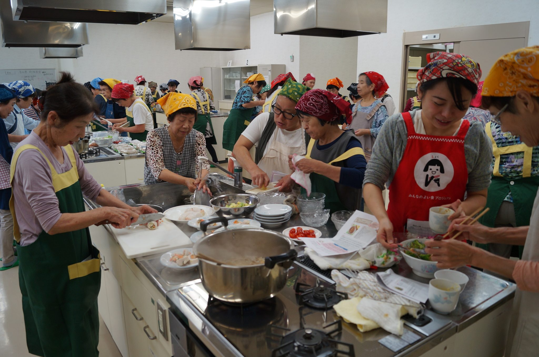 JA 海部東農業協同組合(あまひがし) -減塩料理で健康維持を