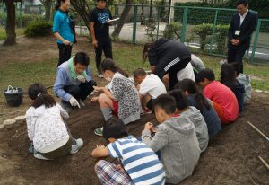 JA 海部東農業協同組合(あまひがし) -食農教育 出前授業スタート